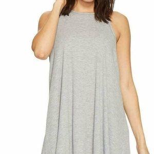 Free People Beach LA Nite Mini Dress SZ XS, M Grey